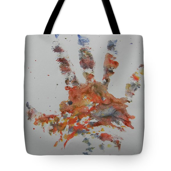 Arab Spring One Tote Bag
