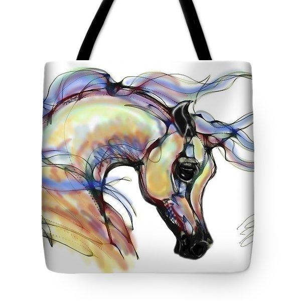 Arabian Mare Tote Bag