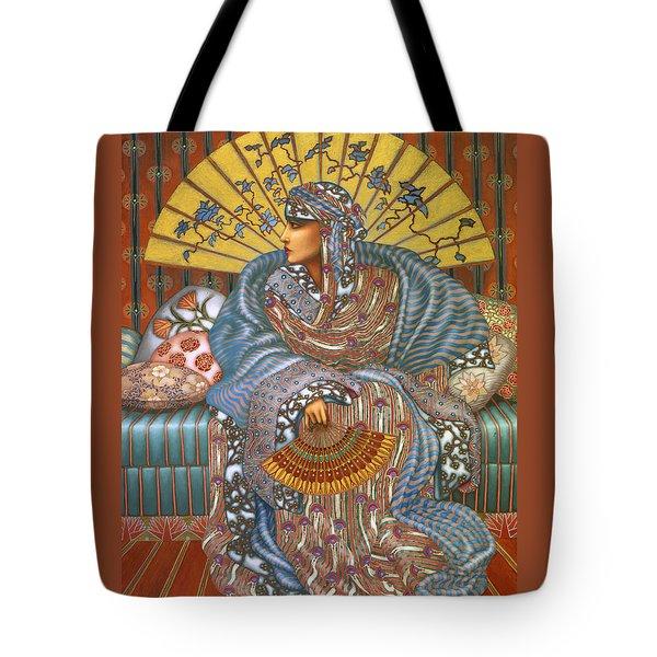 Arabella Tote Bag by Jane Whiting Chrzanoska