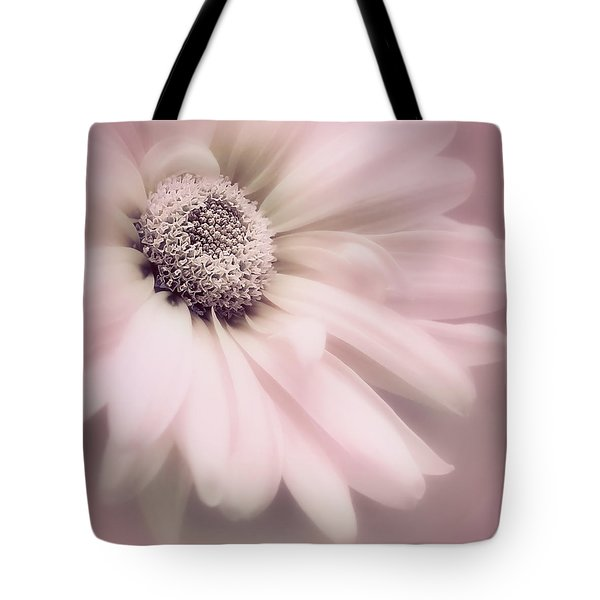 Tote Bag featuring the photograph Arabesque In Ballet Pink by Darlene Kwiatkowski