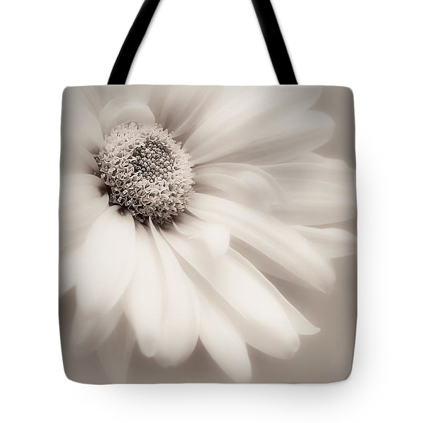 Tote Bag featuring the photograph Arabesque In Soft Charcoal by Darlene Kwiatkowski
