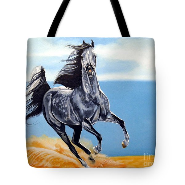 Arabian Dreams Tote Bag