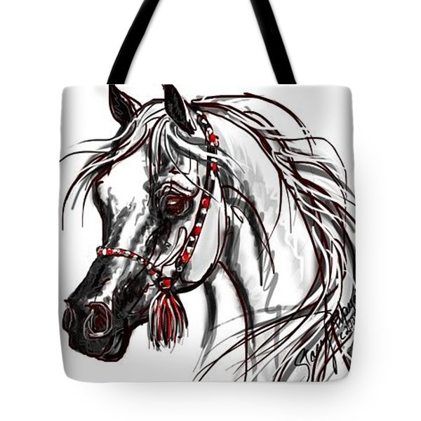 My Arabian Horse Tote Bag