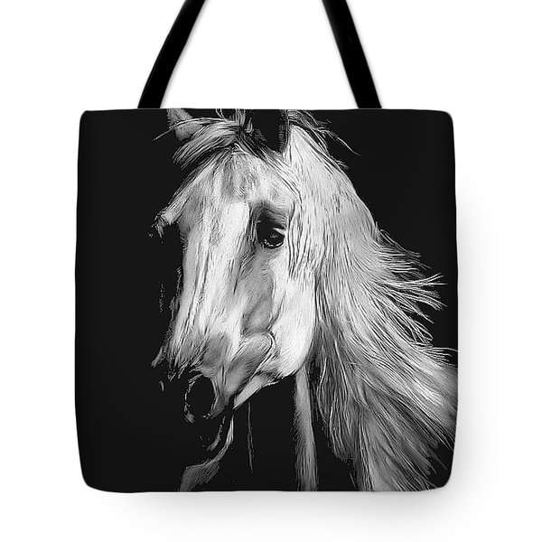 Arabian Tote Bag by Rachel Hames