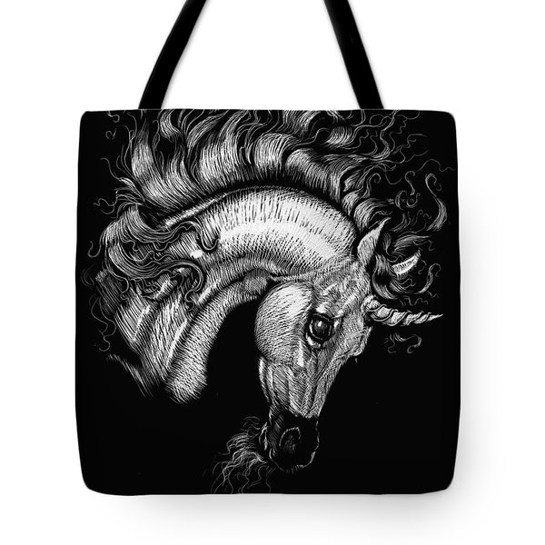 Arabian Unicorn 2 Tote Bag