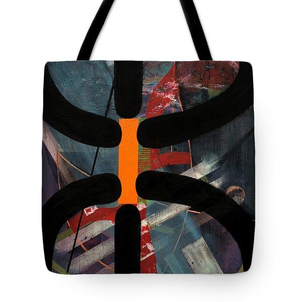 Arachnophobia Tote Bag by Antonio Ortiz