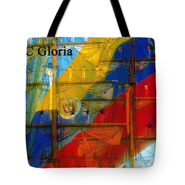 Arc Gloria Tote Bag