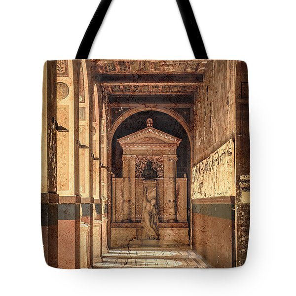 Paris, France - Arcade - L'ecole Des Beaux-arts  Tote Bag