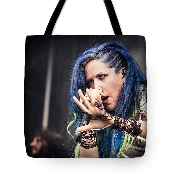 Tote Bag featuring the photograph Arch Enemy II by Stefan Nielsen