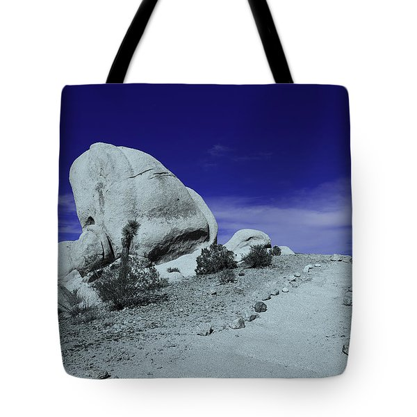 Arch Rock Nature Trail Tote Bag
