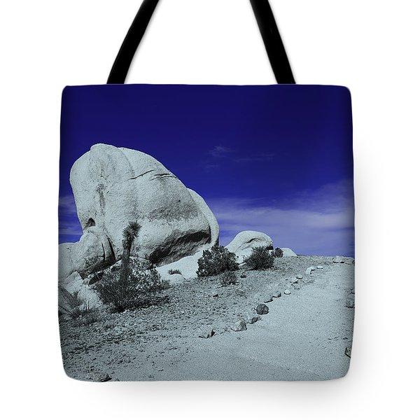 Arch Rock Nature Trail Tote Bag