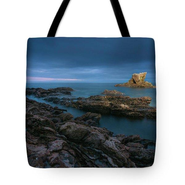 Arch Rock Tote Bag