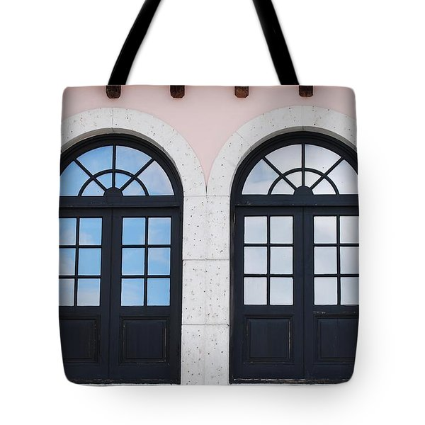 Arch Windows Tote Bag by Rob Hans