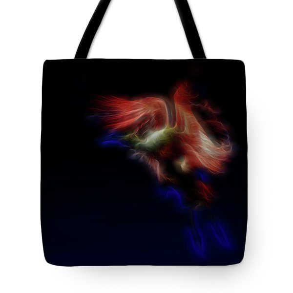Archangel 2 Tote Bag