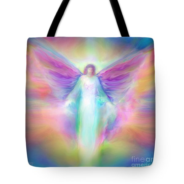 Archangel Raphael Healing Tote Bag