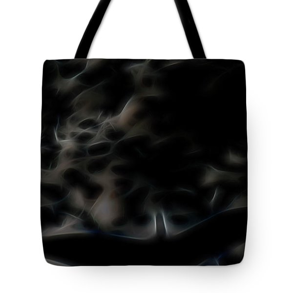 Archangel's Shadow Tote Bag by William Horden