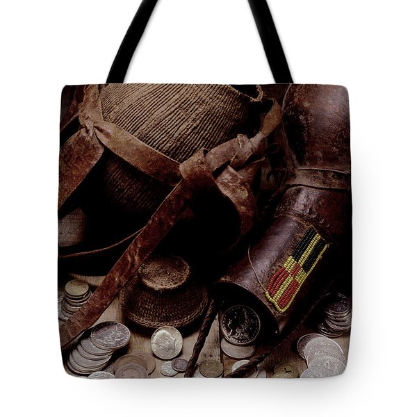 Archeological Find Year 3009 Tote Bag