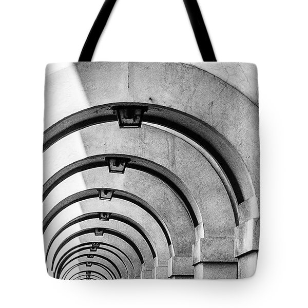 Arches At The Arno Tote Bag