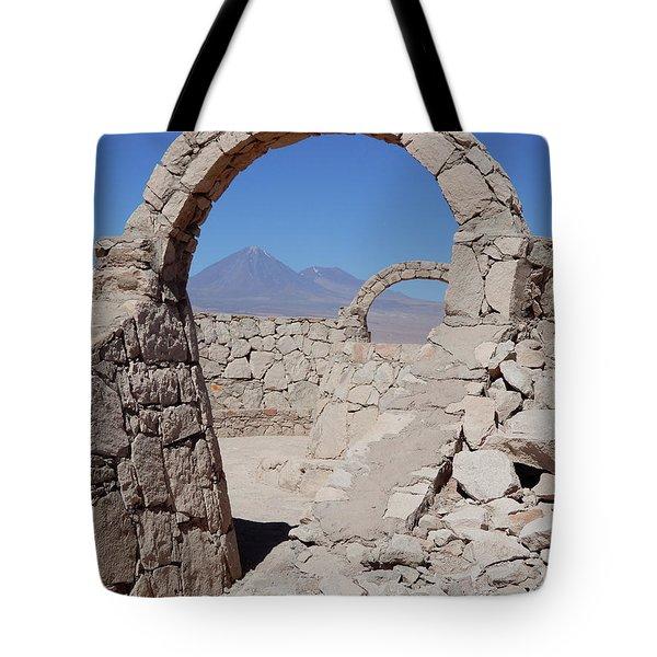 Pukara De Quitor Arches Tote Bag
