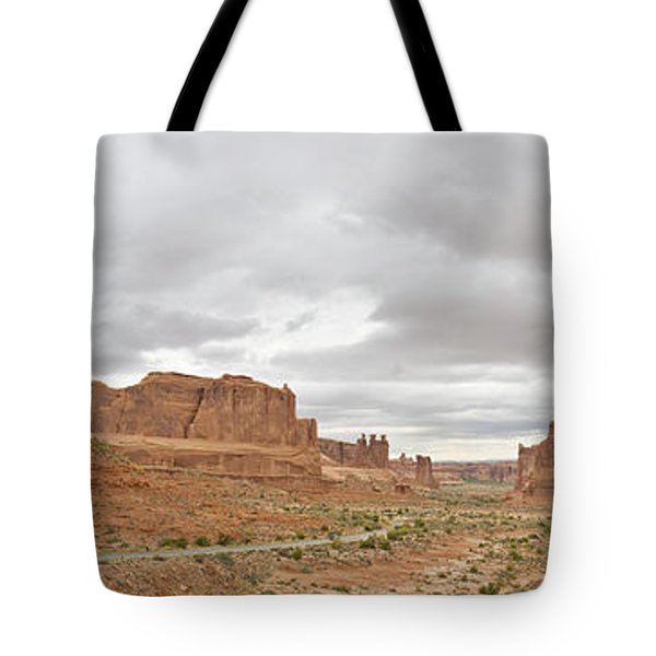 Arches Entry Tote Bag