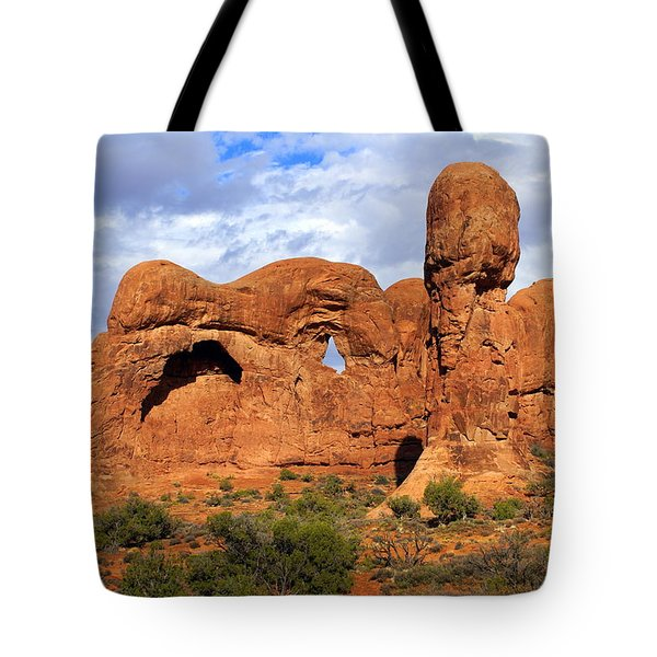Arches National Park 8 Tote Bag by Marty Koch