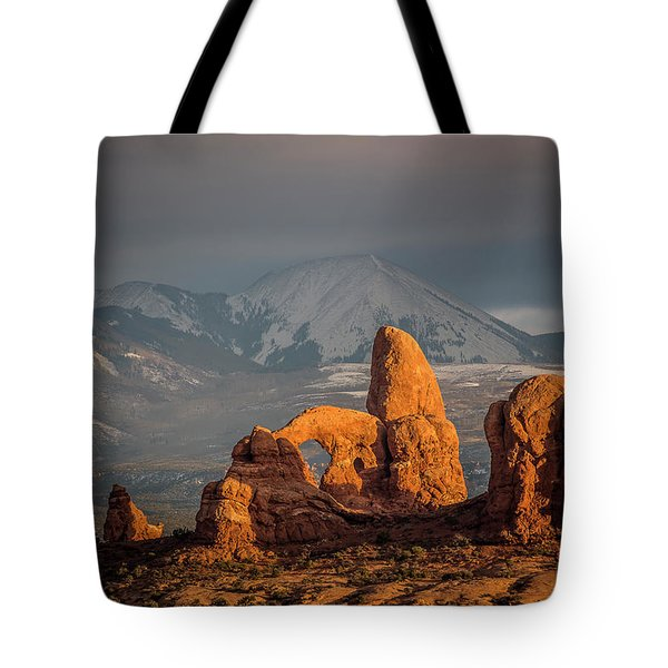 Arches National Park Tote Bag
