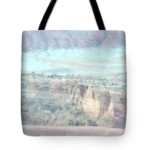 Arches No. 9-1 Tote Bag