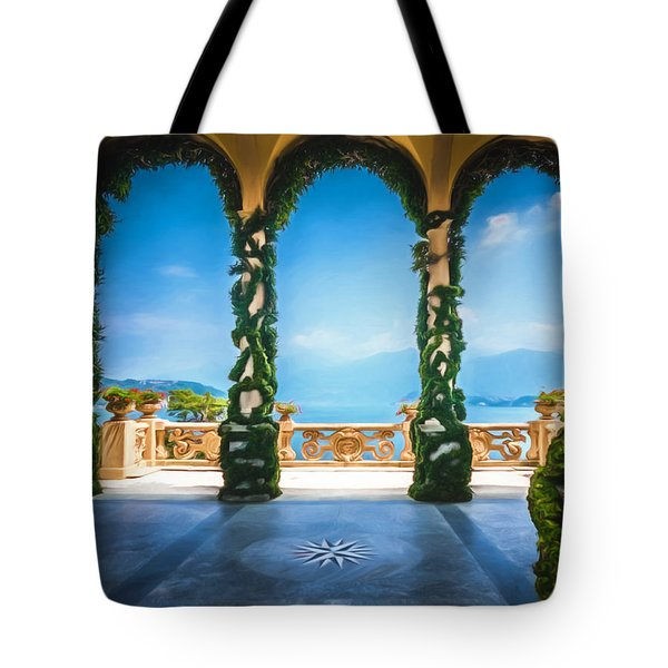 Arches Of Italy Tote Bag