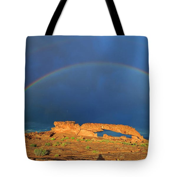 Arches Over The Arch Tote Bag