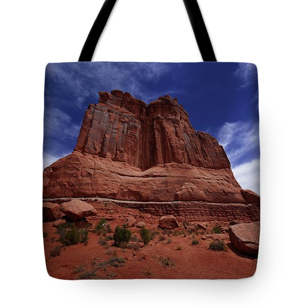 Arches Scene 2 Tote Bag