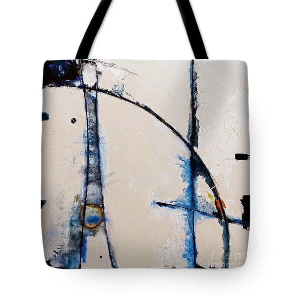 Arches To The Clouds Tote Bag