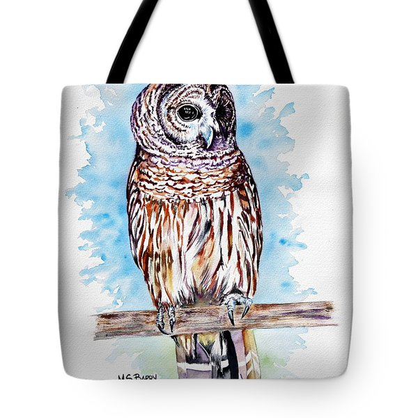 Archie Tote Bag