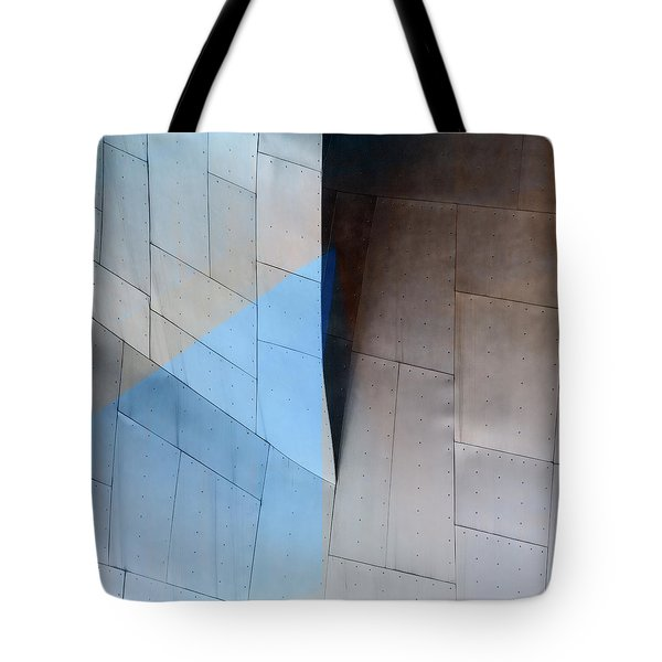 Architectural Reflections 4619e Tote Bag