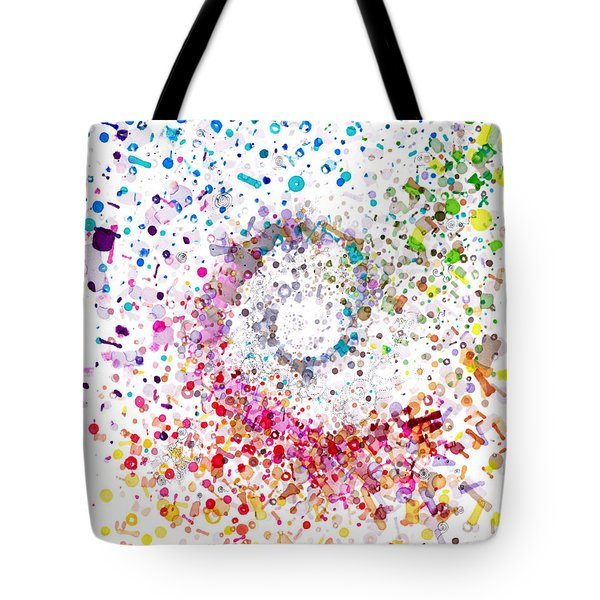 Archimedes Chiral Tote Bag