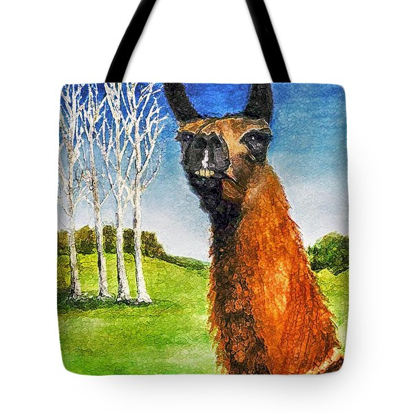 Tote Bag featuring the painting Archimedes by Polly Peacock