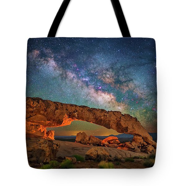 Arching Over The Arch Tote Bag