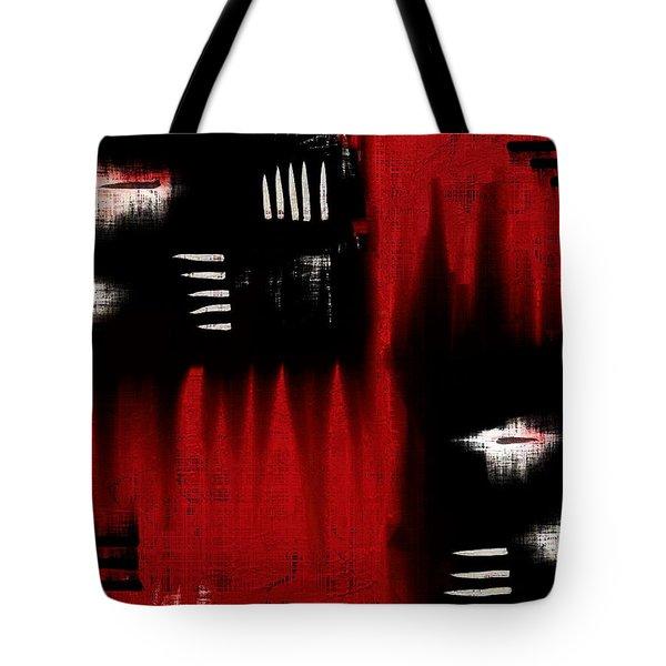 Architectonic Dimension Tote Bag