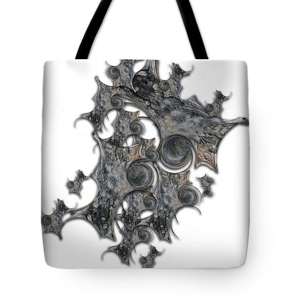 Architectonic Self Tote Bag