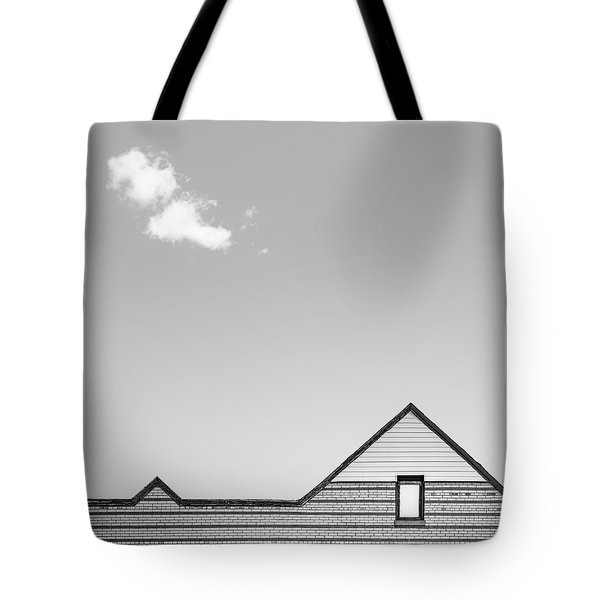 Architectural Ekg Tote Bag