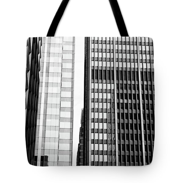 Architectural Pattern Study 1.0 Tote Bag
