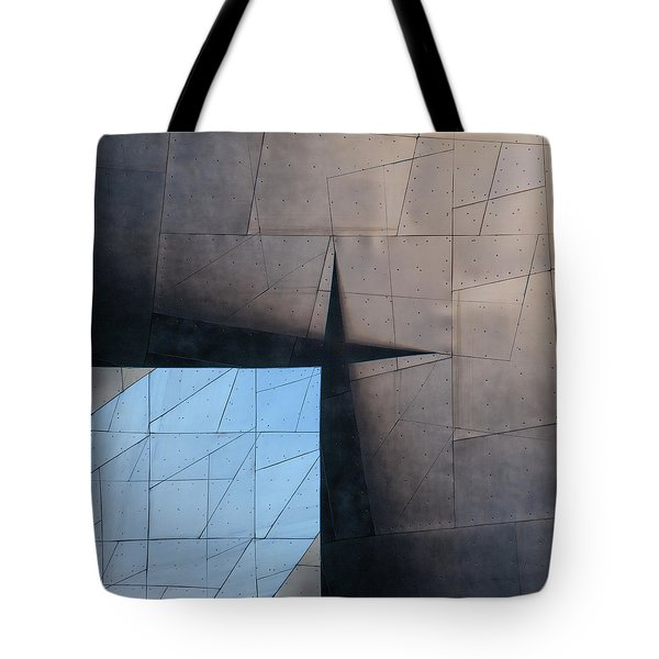 Architectural Reflections 4619a Tote Bag