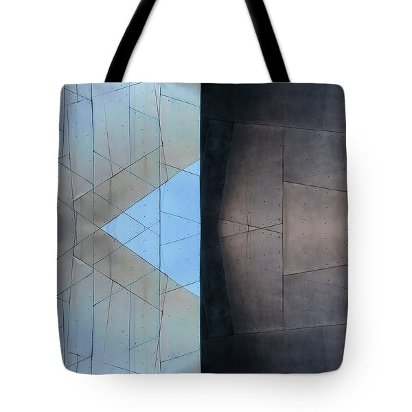 Architectural Reflections 4619d Tote Bag