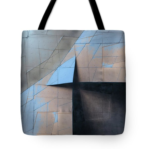 Architectural Reflections 4619f Tote Bag