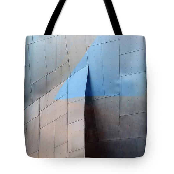 Architectural Reflections 4619h Tote Bag