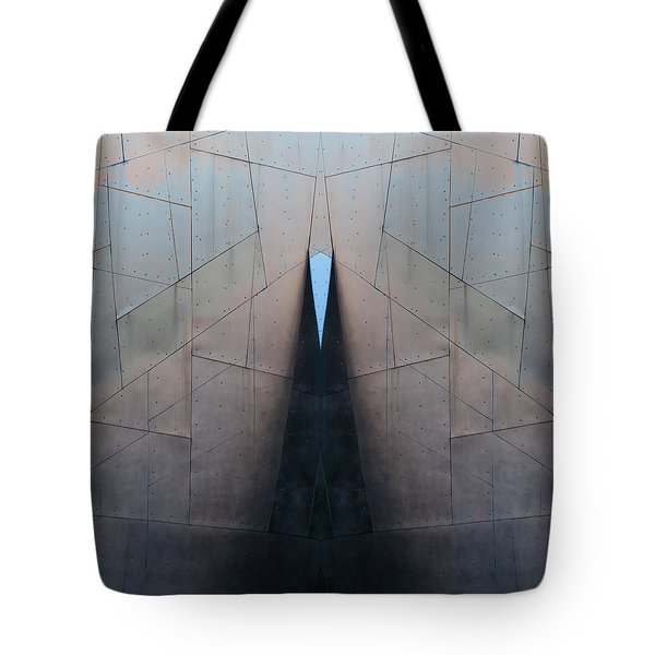 Architectural Reflections 4619j Tote Bag