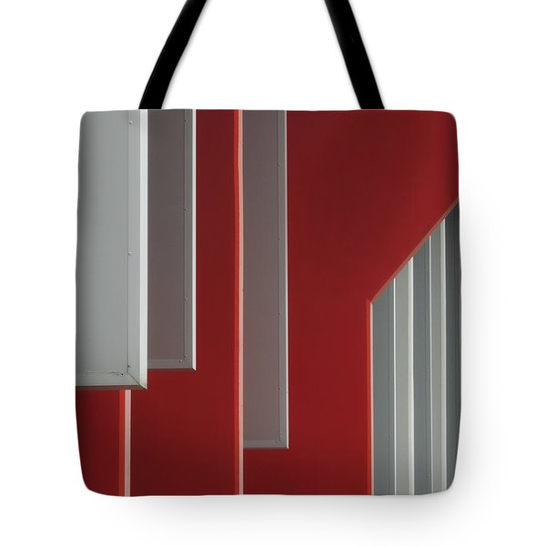 Architectural Rhythms Tote Bag