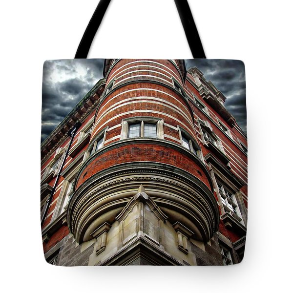 Architectural Wonder Tote Bag