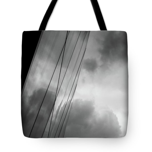 Architecture And Immorality Tote Bag