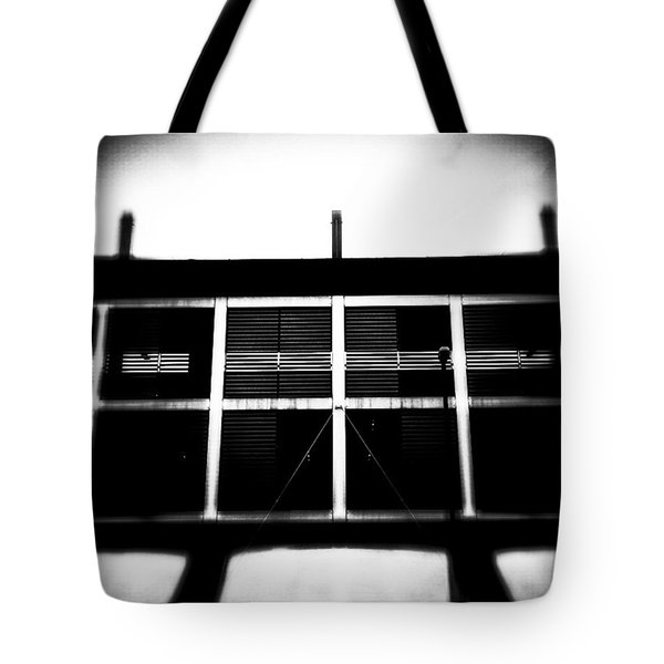 #architecture #building Tote Bag by Jason Michael Roust