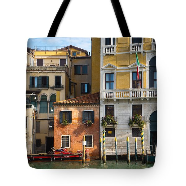 Architecture Of Venice - Italy Tote Bag